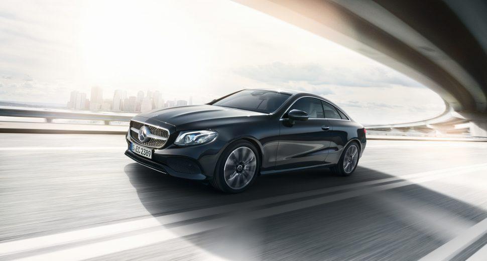 Mercedes-Benz auf dem Internationalen Automobil-Salon Genf 2017.